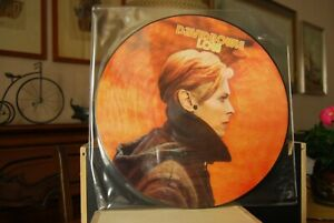 """DAVID  BOWIE """"  LOW  """" - Picture Disc - Stampa Messicana"""