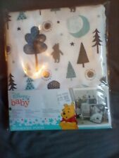 Disney Forever Pooh fitted crib sheet