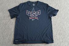 Nike USA Track and Feld T-shirts Size L
