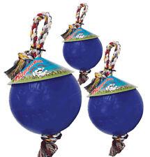 Jolly Ball Romp-n-Roll 15cm Blau - Hunde Spielzeug Ball