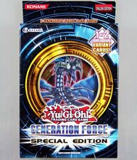 Yu-gi-oh trading card game génération force special edition, English