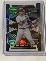Gleyber Torres 2020 Panini Chronicles SP Obsidian Silver Prizm #47 - Yankees 🔥
