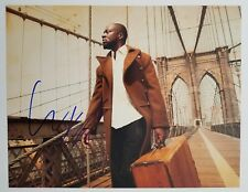 Wyclef Jean Signed 11x14 Photo The Fugees Refugee All Stars The Score Musician