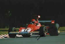 "Niki Lauda ""Ferrari"" Autogramm signed 20x30 cm Bild"