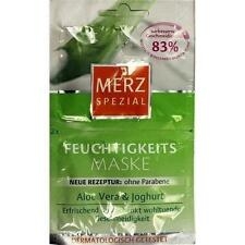 MERZ Spezial Feuchtigk.Maske Aloe Vera/Jogh. 2X7.5ml PZN 4944867