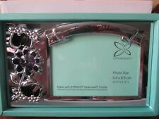 """Crystocraft """"For You Mum"""" Picture Frame with STRASS Swarovski Crystal."""