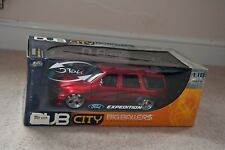 JADA DUB CITY Die-Cast Model Car 1:18 Scale - Ford - Expedition