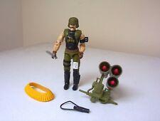 Fuerza de acción Vintage/G.I. Joe Backblast figura completa []