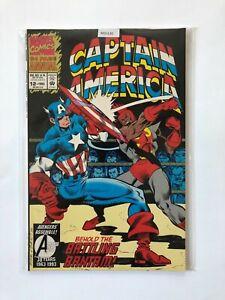 Captain America Annual #12 (1993) Marvel Comic Book *VF* MO-120