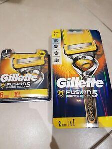Rasoir Gillette Fusion 5 Proshield + 8lames neuf