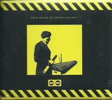 COLD WAVES OF COLOR VOL. 3 UK 81-85 DIY SYNTH EXP POST PUNK COMP LTD EDT SLD CD