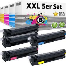 5x XXL Toner für HP LaserJet M452dw M452dn M452nw M377dw M477fdn M477fdw M477fnw
