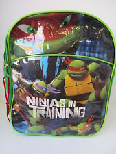 ENFANTS SAC À DOS ADOLESCENT NINJA TORTUES- 7486120