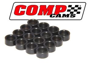 "Comp Cams 621-16 11/32"" Hardened Valve Lash Caps Set of 16"
