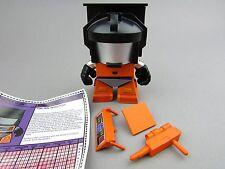 Transformers Loyal Subjects BONECRUSHER Orange Ed Complete Vinyl Hasbro