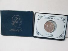 1982 George Washington Silver Uncirculated Half Dollar Commemorative Set