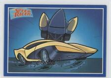 1993 Prime Time Speed Racer #10 The Fastest Car On Earth Non-Sports Card 0b6