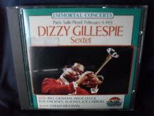 Dizzy Gillespie Sextet-Parigi, rappresentano Pleyel, 1953