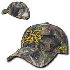 Minnesota State Mankato Mavericks Camo Adjustable Cotton Polo Baseball Cap Hat