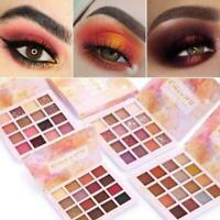 Neu Eyeshadow Palette Glitter Matte Makeup Long Lasting Cosmetic Shadow Eye