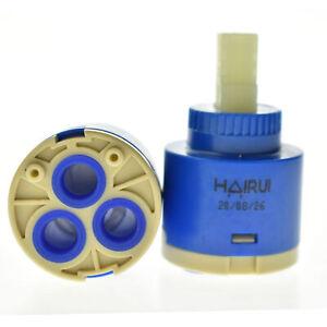2x Kartusche Patrone Keramik Ersatz Für Einhebel Armaturen Wasserhahn 35/40mm