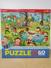 Birthday Party Jigsaw Puzzle - 60 piece- New Sealed