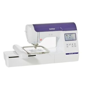 NEW Brother F440E embroidery only machine