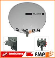 MAXIMUM T-85 Multifocus Multifeed Antenne E85 T85 E 85 Sat Schüssel Spiegel HD🔝