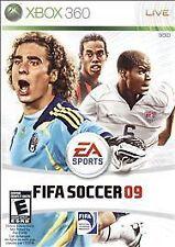 XBOX 360 FIFA SOCCER 09 *SEALED*