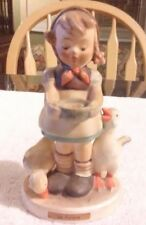 "Rare Old Vintage Goebel West Germany Figurine (Be Patient) 4 3/4"" Tall 1960's"