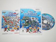 Nintendo Wii Spiel Go Vacation - der Traumurlaub im Wohnzimmer #54180