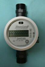 """Kamstrup Nsf Residential Water Meter Flowiq 2250 Digital 3/4"""" 25Gpm New"""