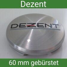 Za 1318 n07 AEZ spazzolato COPRIMOZZO CERCHI COPERCHIO 60 mm 1 St.