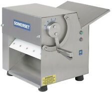 "CDR100 Somerset Ind Dough Sheeter, Pizza Dough Roller 10""  One Pass!  NEW"