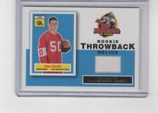 2005 TOPPS ROOKIE THROWBACK JERSEY#RT-AS  ALEX SMITH RC!