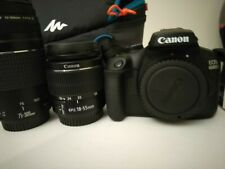KIT CANON EOS 4000D & 75-300 mm & 18-55 mm