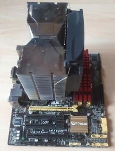 Asus H87M-PLUS 1.04 - Intel Core i7-4790 3.6GHz - 32GB RAM - Alpenphön Brocken 2