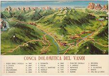 CONCA DOLOMITICA DEL VANOI - CANAL S.BOVO (TRENTO)