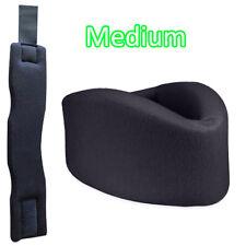 Collar de Cuello Mediano De Espuma Soporte Brace latigazo cervical alivio del dolor de cuello S247