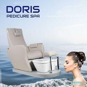 Doris poltrona pedicure Spa elettrica motorIzzata estetica nails wellness