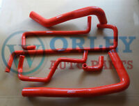 For HOLDEN COMMODORE radiator Red silicone heater hose VR 3.8 V6