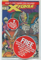 X-Force #1 NM  1st Issue Collector's Item Factory Bagged  Marvel Comics  CBX3