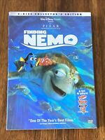 Finding Nemo (DVD, 2003, 2-Disc Set) with Slipcover