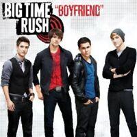 "BIG TIME RUSH ""BOYFRIEND"" CD 2 TRACK SINGLE NEU"