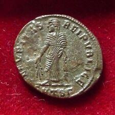 Helena. Augusta, A.D. 324-328/30. Æ follis Thessalonica Securitas holds branch