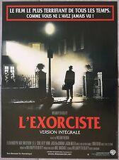 Affiche L'EXORCISTE The Exorcist WILLIAM FRIEDKIN Ellen Burstyn R40x60cm *