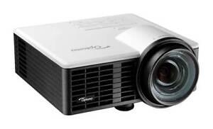 Optoma ML750ST DLP Projector Short Throw LED HDMI / VGA  White 95.71Z01GC0E