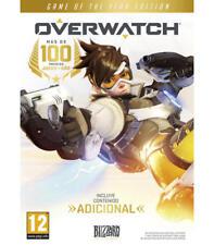Overwatch GOTY juego de la Edición del Año PC Activision Blizzard