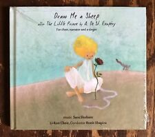 Draw Me A Sheep After The Little Prince by Antoine De St. Exupery sung in Hebrew
