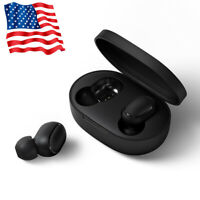 Xiaomi Redmi AirDots Bluetooth V5.0 Wireless TWS Earphone Earbuds Headsets + Box